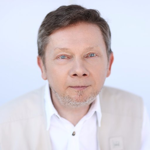 Eckhart Tolle at Paramount Theatre Seattle