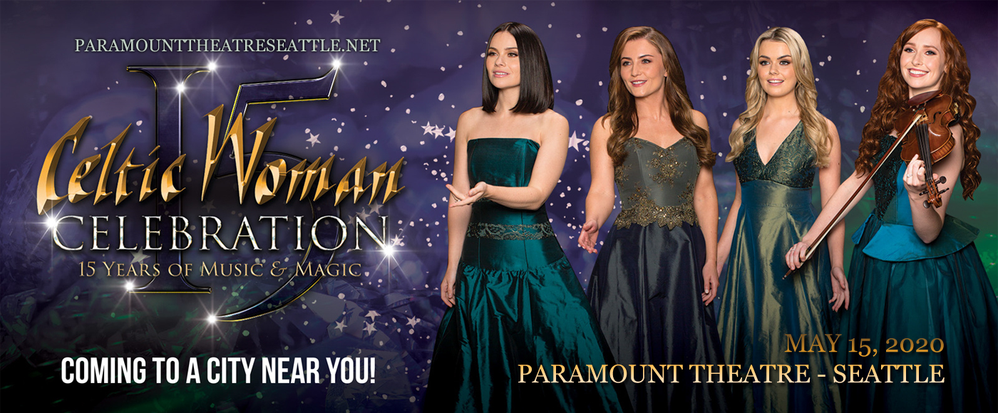 Celtic Woman at Paramount Theatre Seattle