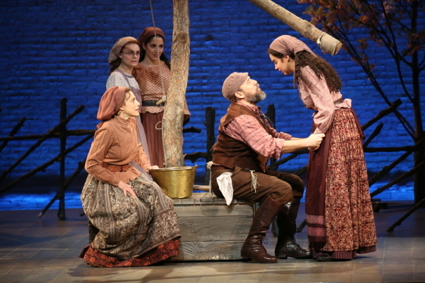 Fiddler On The Roof at Paramount Theatre Seattle
