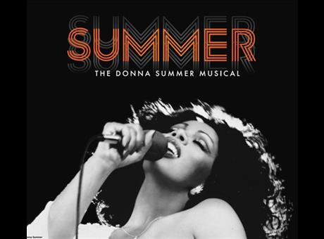 Summer - The Donna Summer Musical at Paramount Theatre Seattle