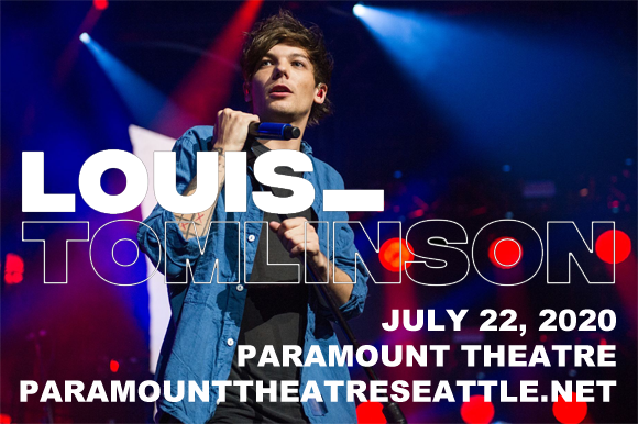 Louis Tomlinson at Paramount Theatre Seattle