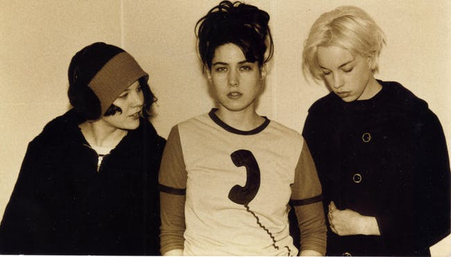Bikini Kill at Paramount Theatre Seattle