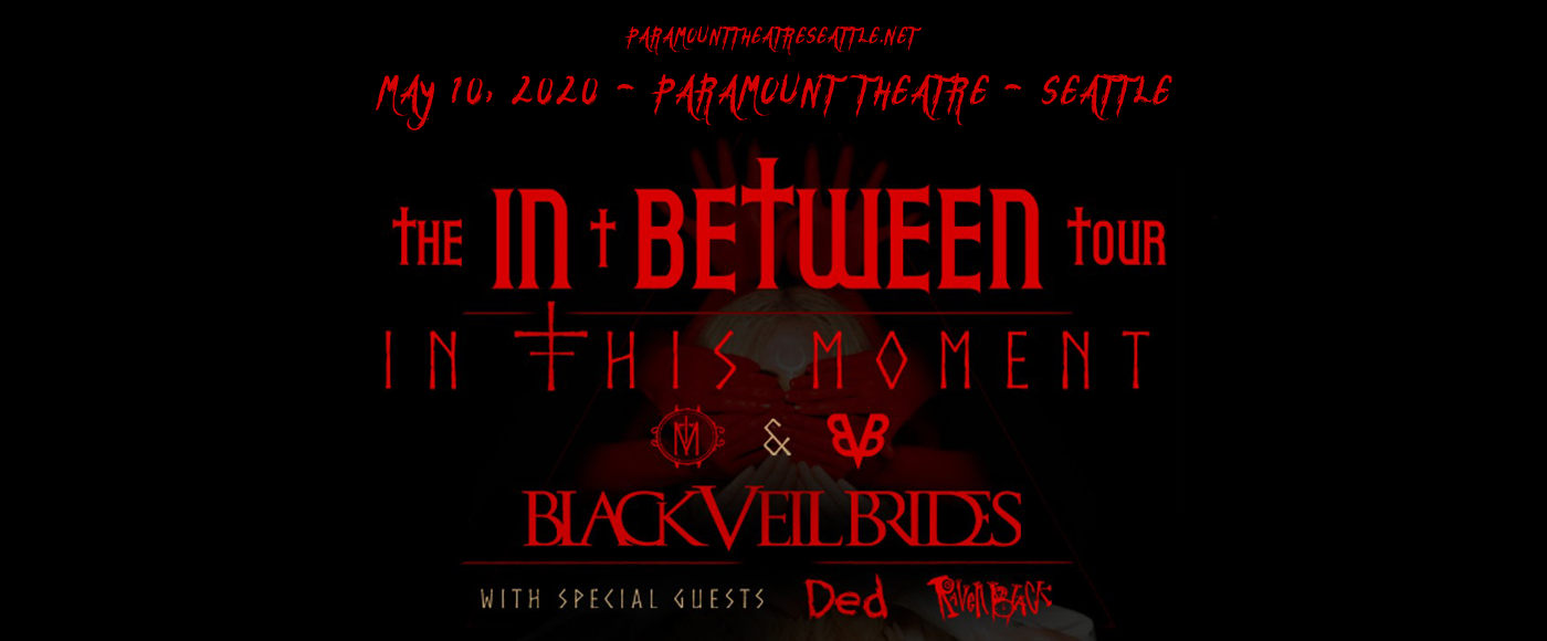 In This Moment & Black Veil Brides at Paramount Theatre Seattle