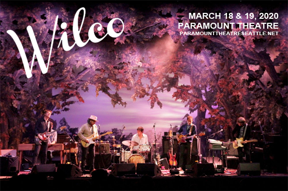 Wilco at Paramount Theatre Seattle