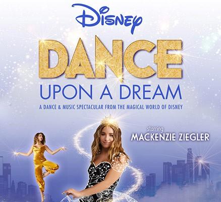 Disney Dance Upon A Dream: Mackenzie Ziegler at Paramount Theatre Seattle