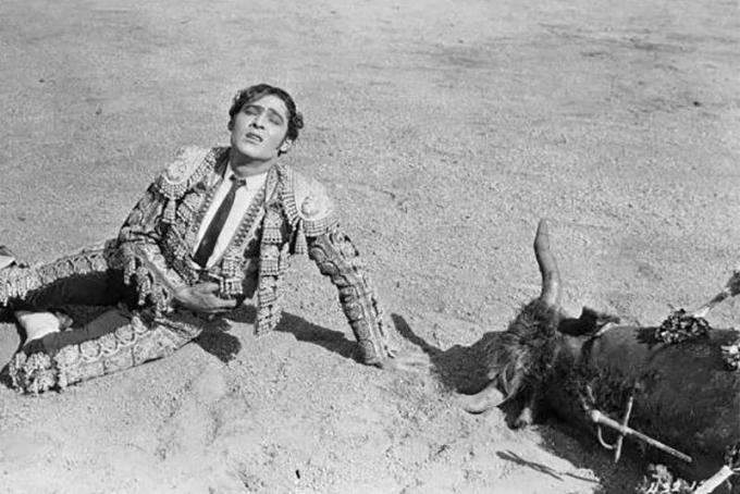 Silent Movie Mondays: Blood and Sand  at Paramount Theatre Seattle