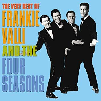 Frankie Valli & The Four Seasons at Paramount Theatre Seattle