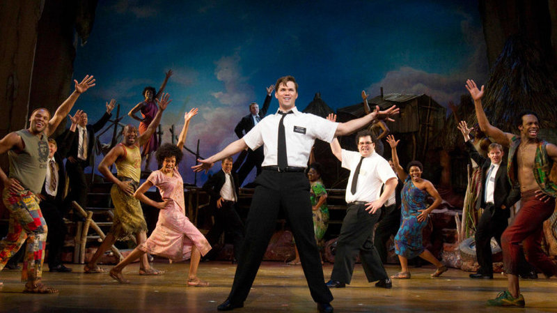 The Book Of Mormon at Paramount Theatre Seattle
