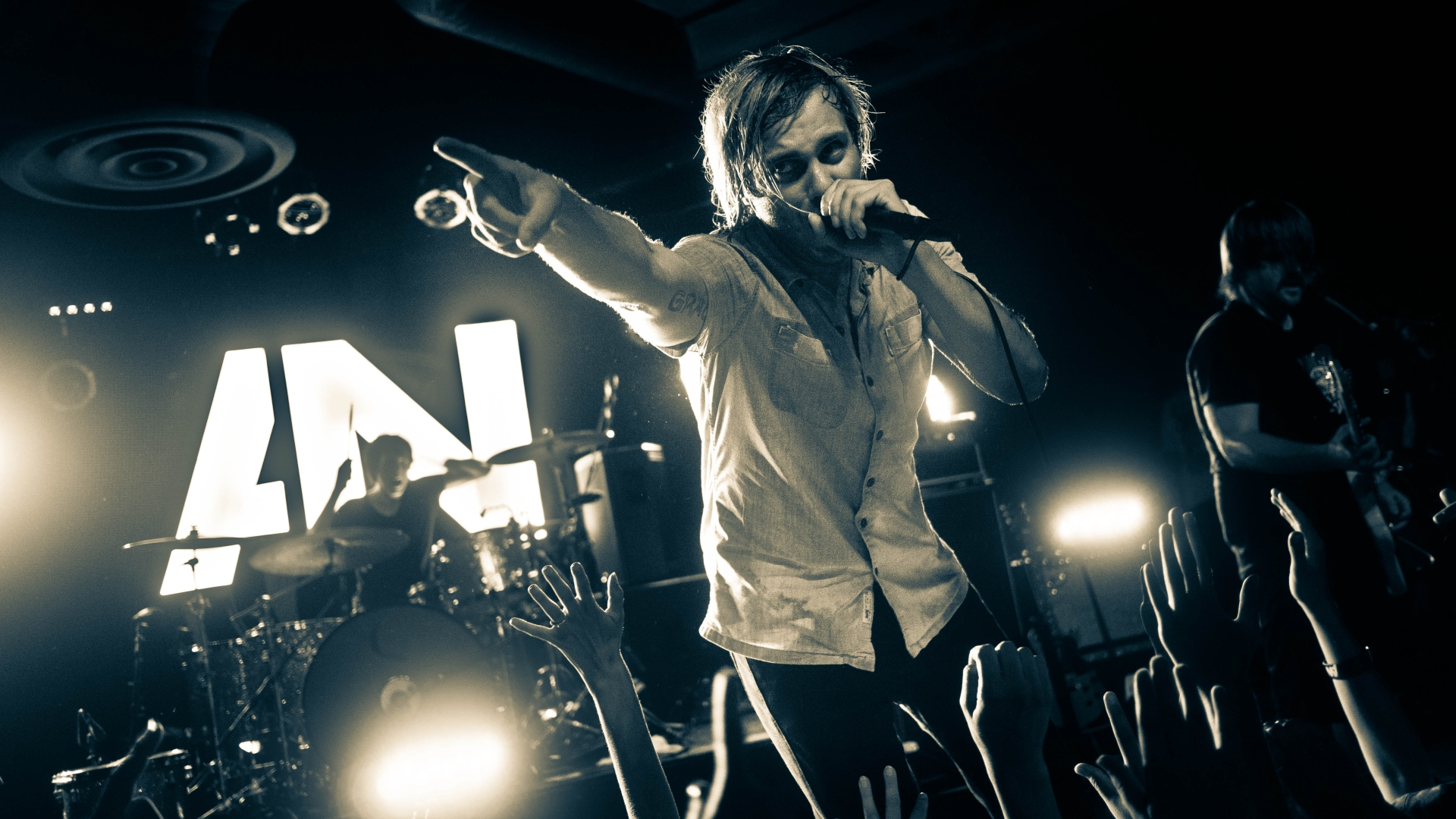 Awolnation & Andrew McMahon [CANCELLED] at Paramount Theatre Seattle