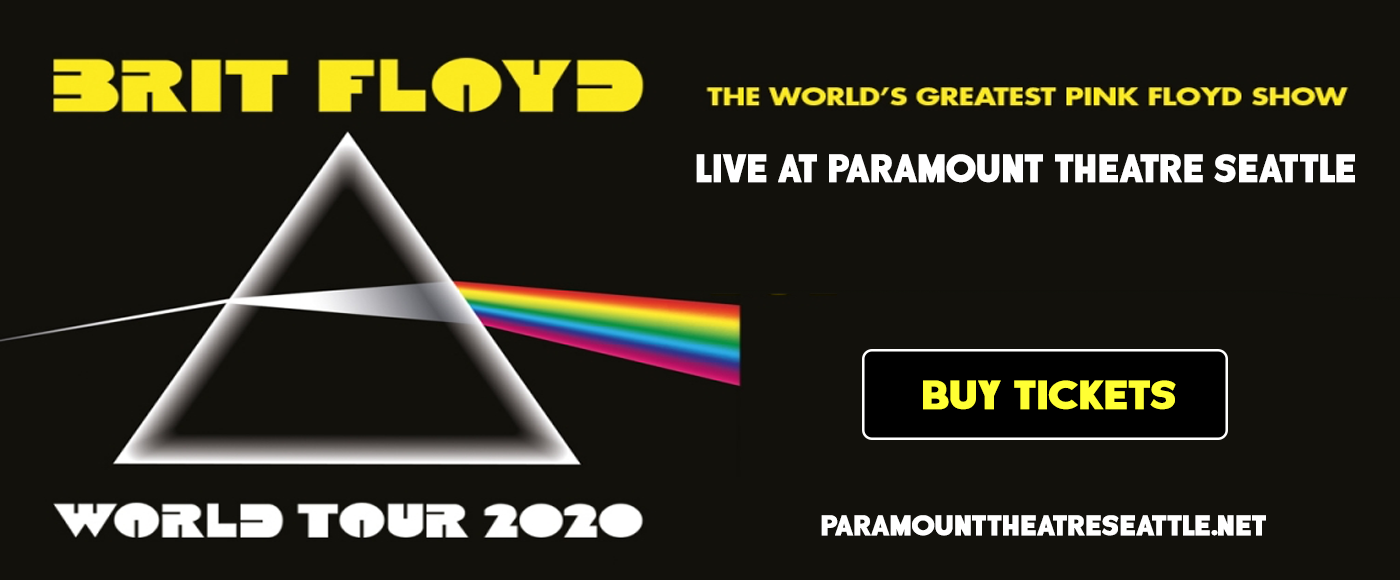 Brit Floyd at Paramount Theatre Seattle