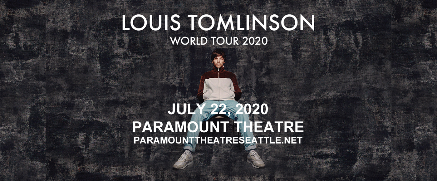 Louis Tomlinson [POSTPONED] at Paramount Theatre Seattle