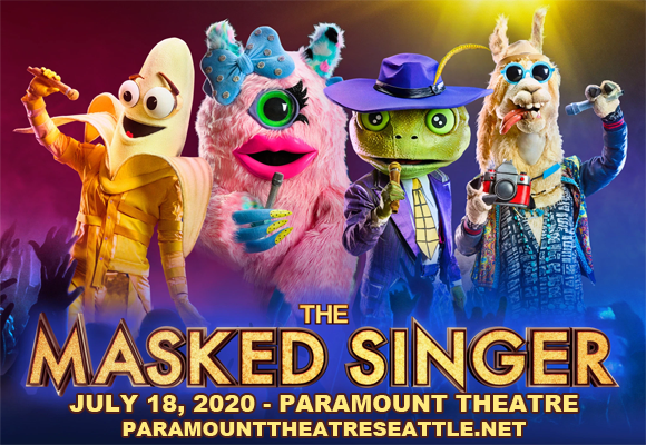 The Masked Singer Live at Paramount Theatre Seattle