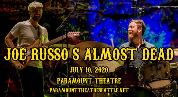 Joe Russo's Almost Dead at Paramount Theatre Seattle