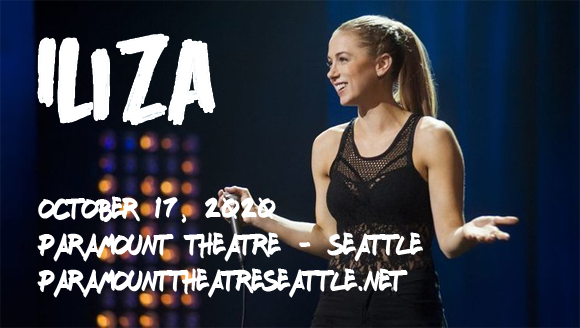 Iliza Shlesinger at Paramount Theatre Seattle