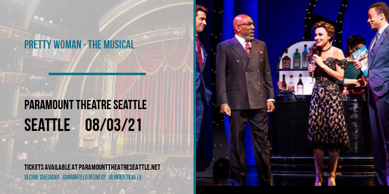 Pretty Woman - The Musical at Paramount Theatre Seattle