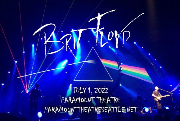 Brit Floyd at Paramount Theatre Seattle
