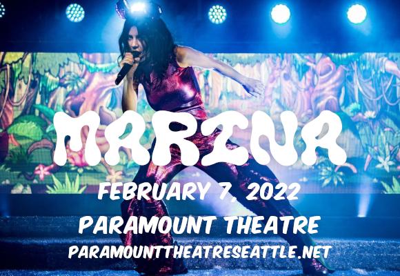 Marina at Paramount Theatre Seattle