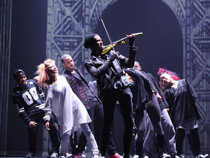 The Hip Hop Nutcracker at Paramount Theatre Seattle