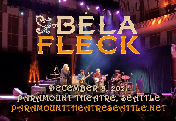 Bela Fleck: My Bluegrass Heart at Paramount Theatre Seattle