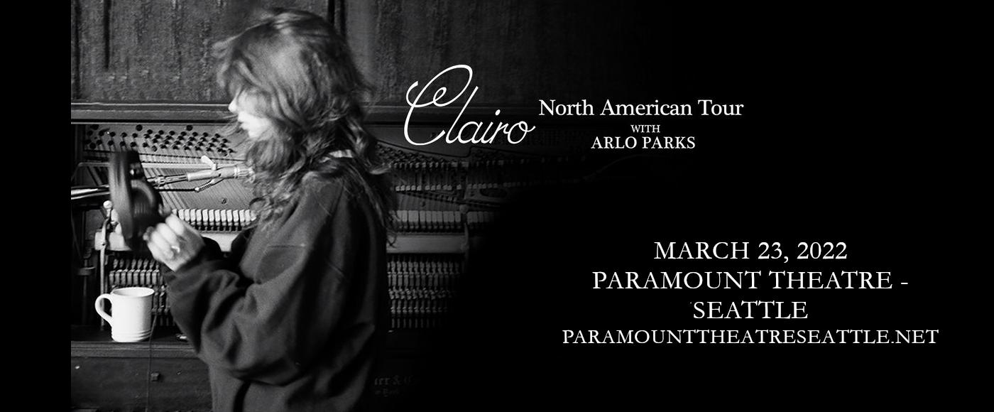 Clairo, Arlo Parks & Widowspeak at Paramount Theatre Seattle
