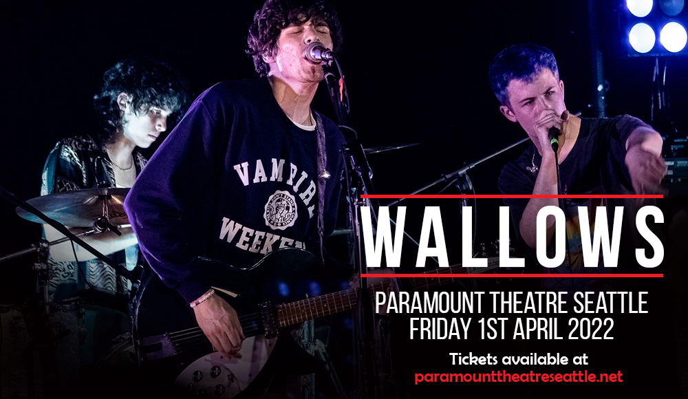 Wallows at Paramount Theatre Seattle