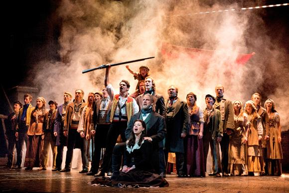 les miserables paramount theatre seattle