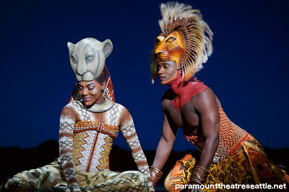 lion king buy tickets paramount theatre seattle broadway musical