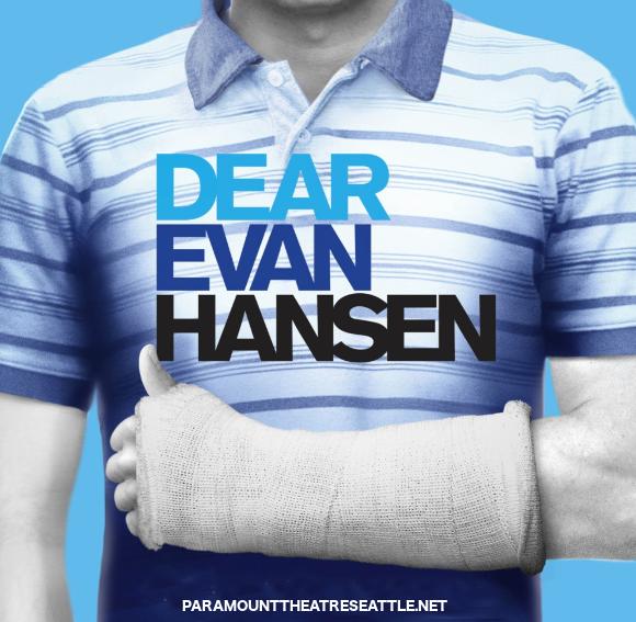 dear evan hansen tickets paramount theatre seattle