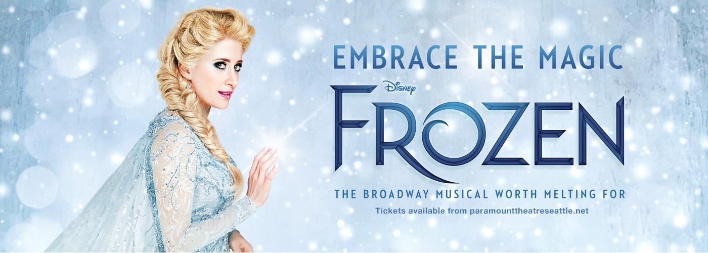 paramount theatre frozen