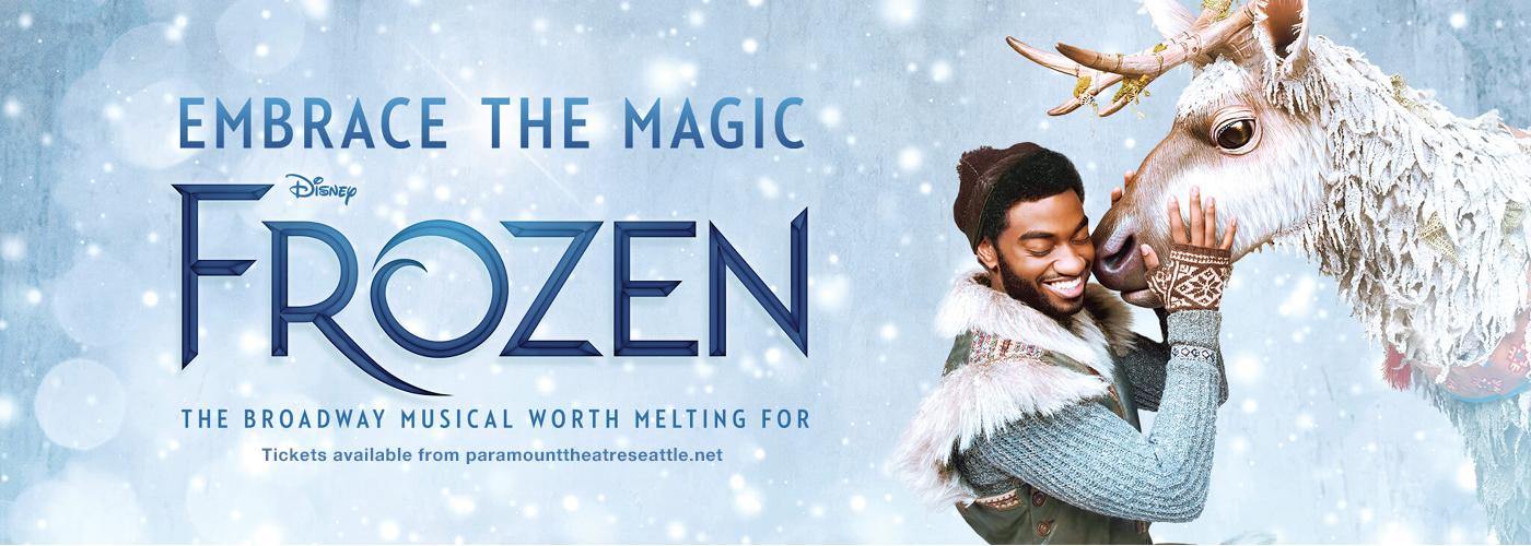 frozen tickets paramount theatre