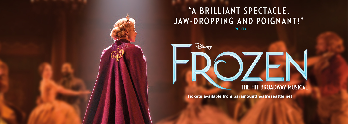 frozen the musical review
