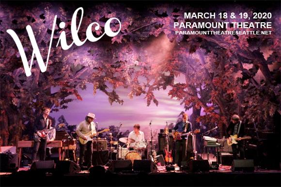 Wilco [POSTPONED] at Paramount Theatre Seattle