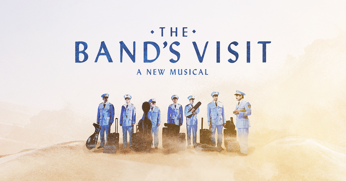The Band's Visit at Paramount Theatre Seattle