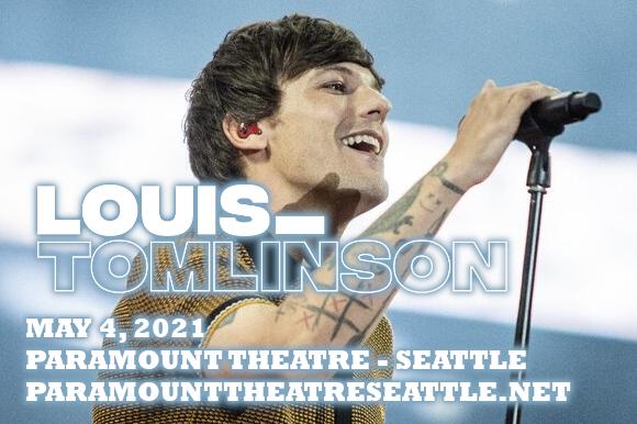 Louis Tomlinson [POSTPONED] at Paramount Theatre Seattle