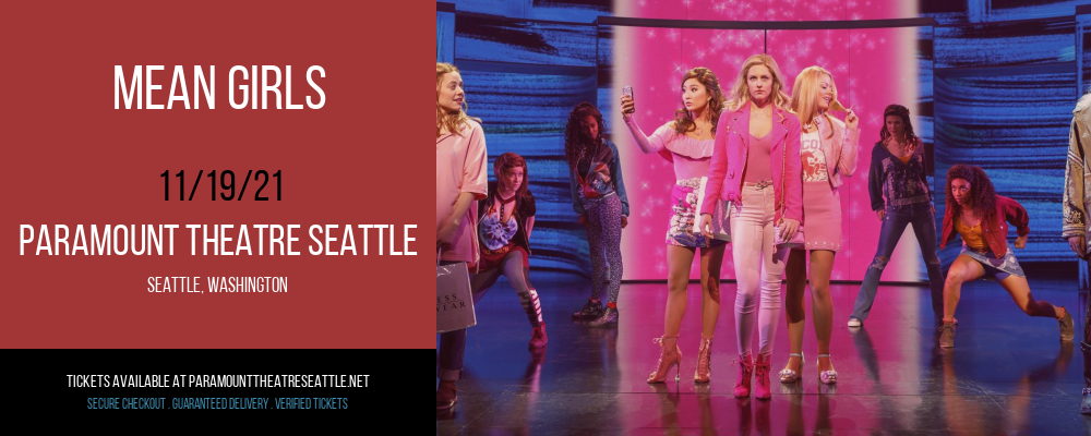 Mean Girls at Paramount Theatre Seattle