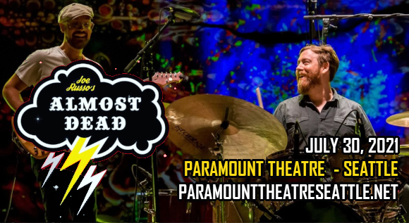Joe Russo's Almost Dead [CANCELLED] at Paramount Theatre Seattle
