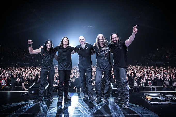 Dream Theater at Paramount Theatre Seattle